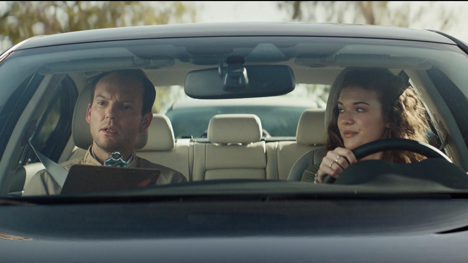 Infiniti – Driving Test