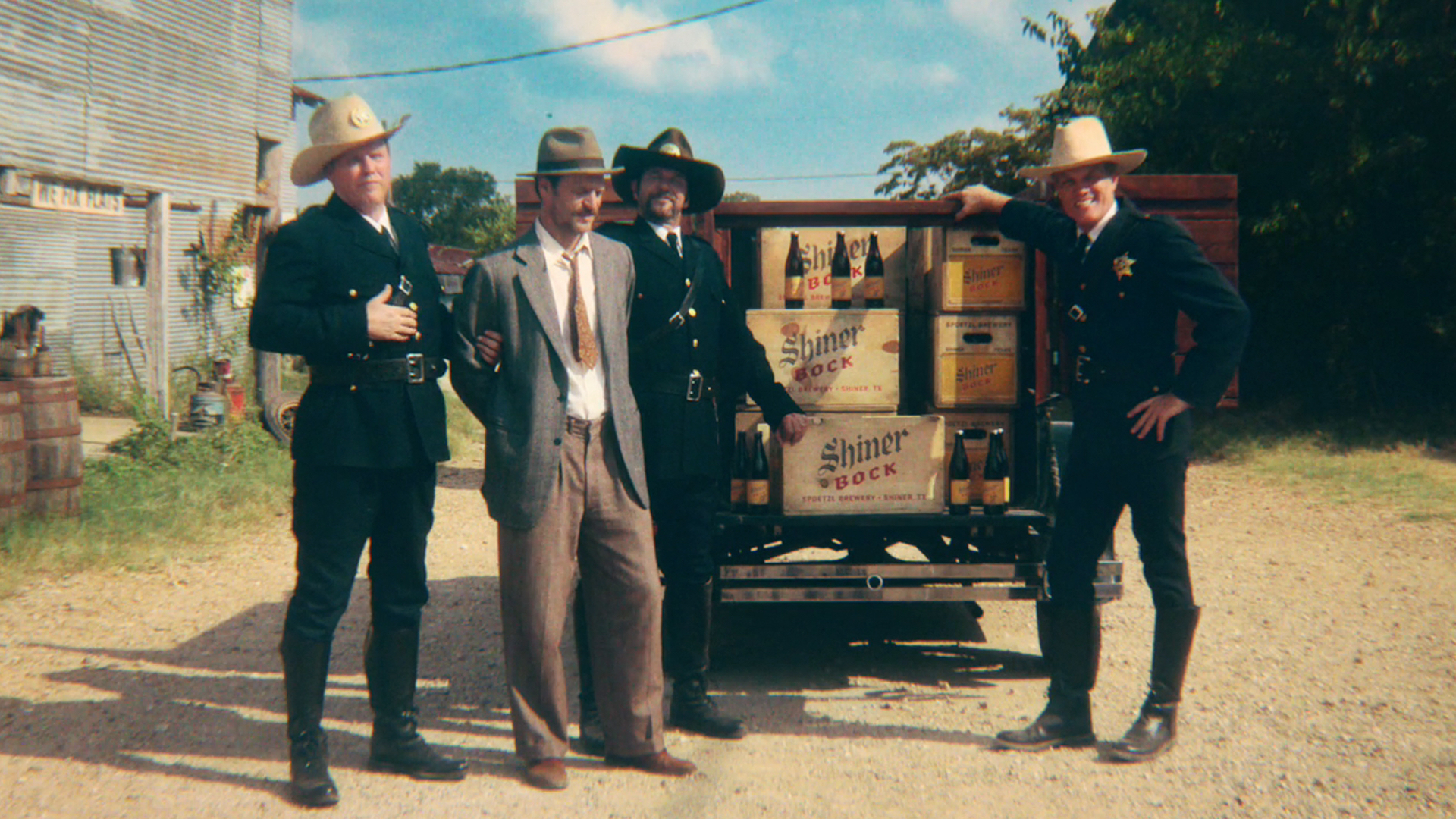 Shiner Beer – Bars & Hearse