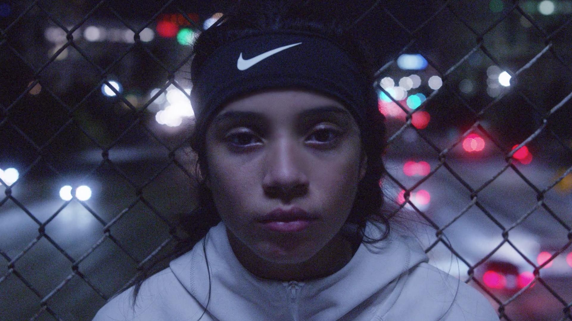 Nike – Sport Changes Everything: Chantel Navarro